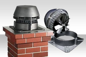 Fireplace Fans Flue Chimney Extractor