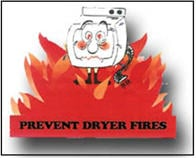 Superior Chimney dryer fires