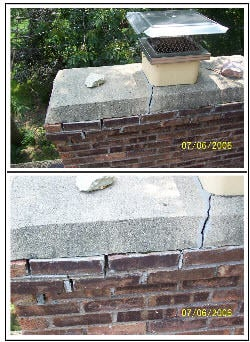 Superior chimney chimney leaks