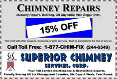Chimney Repairs Coupon